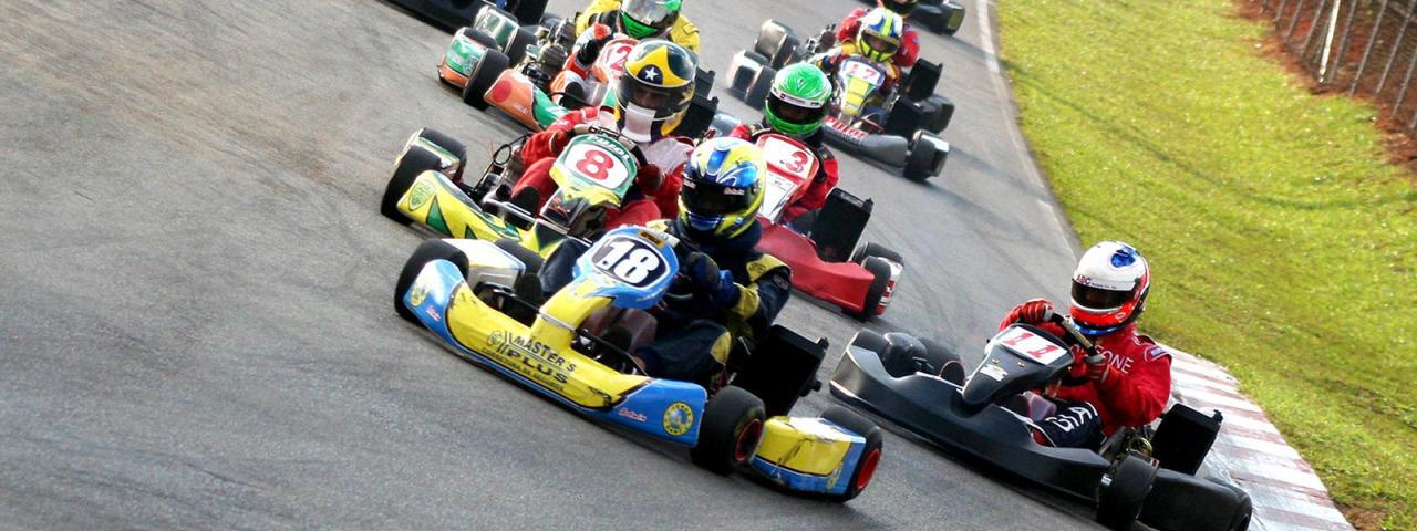 Go Go Go-Karts!