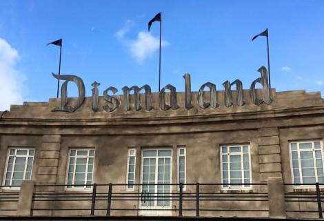Dismaland – a Bemusement Park
